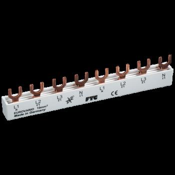Kam-rail 2x3+N vork