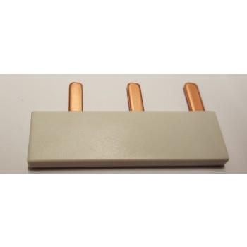 Kam-rail NUL verbinder 3 x 1M STIFT 10mm