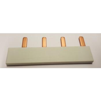 Kam-rail NUL verbinder 4 x 1M STIFT 10mm