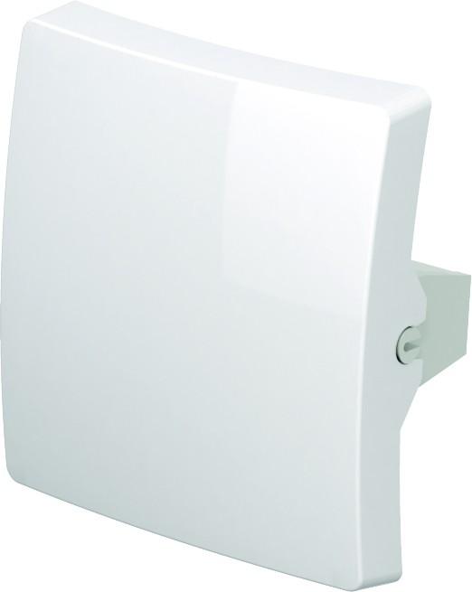 TEM Wip voor schakelaars en drukcontacten Polar Wit 3D