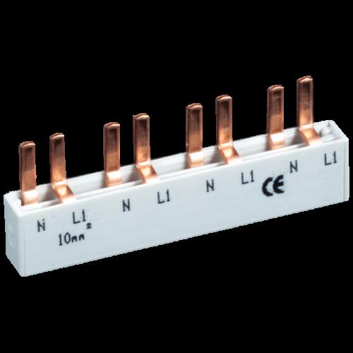 Kam-rail-4x1+N-pin