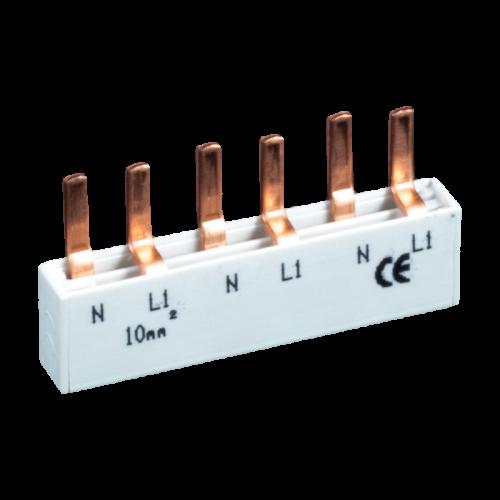 Kam-rail-3x1+N-pin