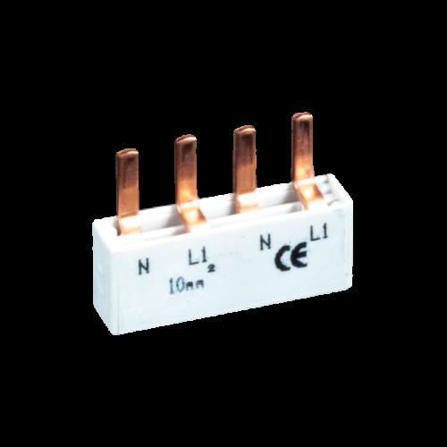 Kam-rail-2x1+N-pin