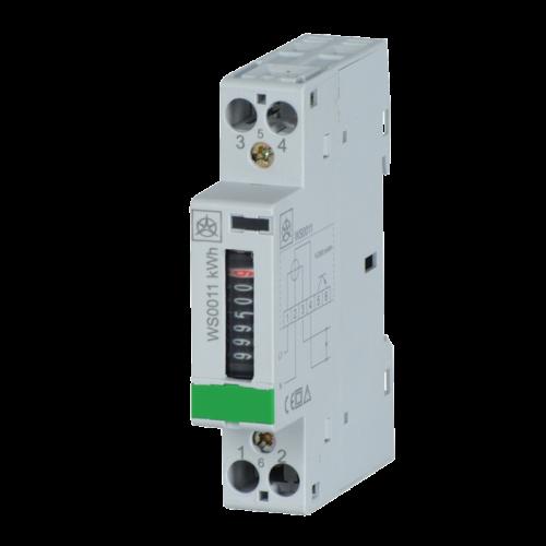 Iskra-KWH-meter-1F-32A-1M-analoog-WS0011